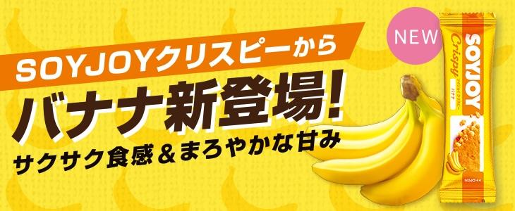 ソイジョイ クリスピー バナナ
