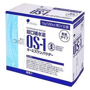 OS-1(オーエスワン)パウダー 500ml用 10袋×1箱