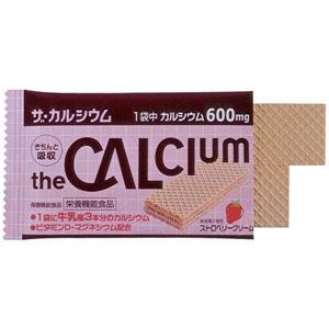ザ・カルシウム ストロベリークリームサンドイッチ