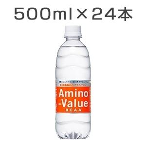 アミノバリュー4000 ペットボトル500ml×24本