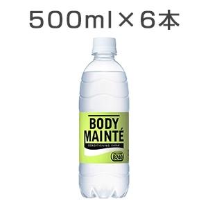 ボディメンテ ドリンク 500ml×6本