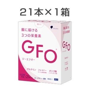 GFO ピーチティー風味 10g(1箱)