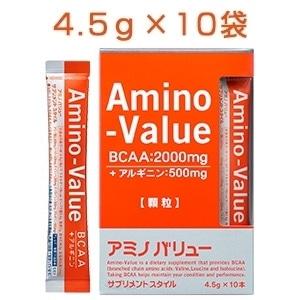 アミノバリュー サプリメントスタイル×10袋