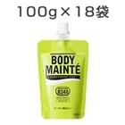 ボディメンテ ゼリー(ヨーグルト風味) 100g×18袋