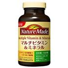 ネイチャーメイド マルチビタミン&ミネラル ファミリーサイズ