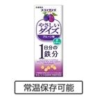 【常温保存可】やさしいダイズ Feプルーン味 200ml×24本