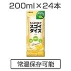 【常温保存可】たんぱく質がスゴイダイズ バナナ200ml